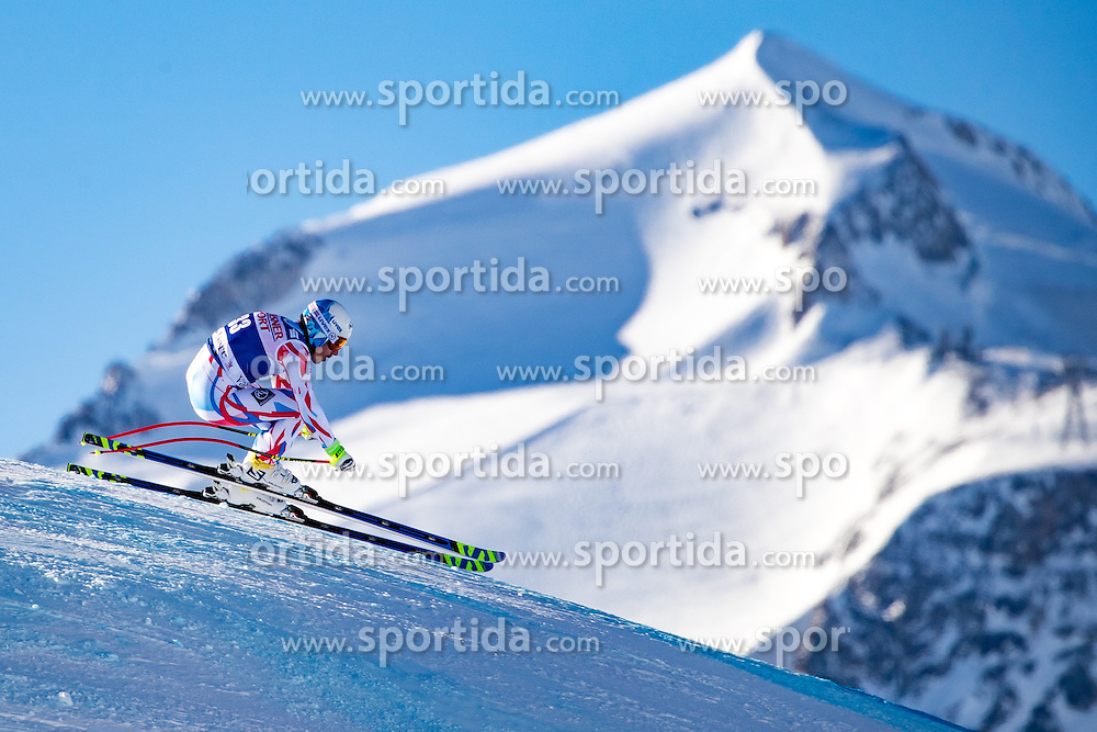 01.12.2016, Val d Isere, FRA, FIS Weltcup Ski Alpin, Val d Isere, Abfahrt, Herren, 2. Training, im Bild Victor Muffat-Jeandet (FRA) // Victor Muffat-Jeandet of France in action during the 2nd practice run of men's Downhill of the Val d Isere FIS Ski Alpine World Cup. Val d Isere, France on 2016/01/12. EXPA Pictures © 2016, PhotoCredit: EXPA/ Johann Groder