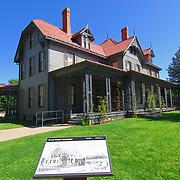 James A. Garfield Home