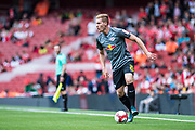 RB Leipzig Marcel Halstenberg (23) during the Emirates Cup 2017 match between Leipzig and Benfica at the Emirates Stadium, London, England on 30 July 2017. Photo by Sebastian Frej.
