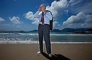 Lerici: il presidente di Termomeccanica Enzo PAPI