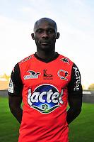 Mamadou Diallo - 17.09.2014 - Photo officielle Laval - Ligue 2 2014/2015<br /> Photo : Philippe Le Brech / Icon Sport