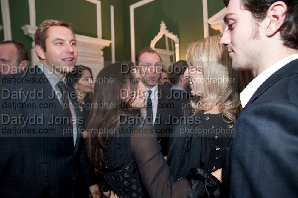 David Walliams; Lauren Kemp; Gary Kemp; Sam Taylor Wood; Aaron Johnson;  , QUINTESSENTIALLY HOST THE  AFTER-PARTY OF ÔNOWHERE BOYÕÕ  at The House of St Barnabas in Soho Sq. London. 26 November 2009. The premiere and party were held in support of MaggieÕs cancer care charity.<br /> David Walliams; Lauren Kemp; Gary Kemp; Sam Taylor Wood; Aaron Johnson;  , QUINTESSENTIALLY HOST THE  AFTER-PARTY OF 'NOWHERE BOY''  at The House of St Barnabas in Soho Sq. London. 26 November 2009. The premiere and party were held in support of Maggie's cancer care charity.