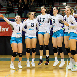 20191204: SLO, Volleyball - CEV Challenge Cup: Calcit Volley vs PVK Olymp Praha