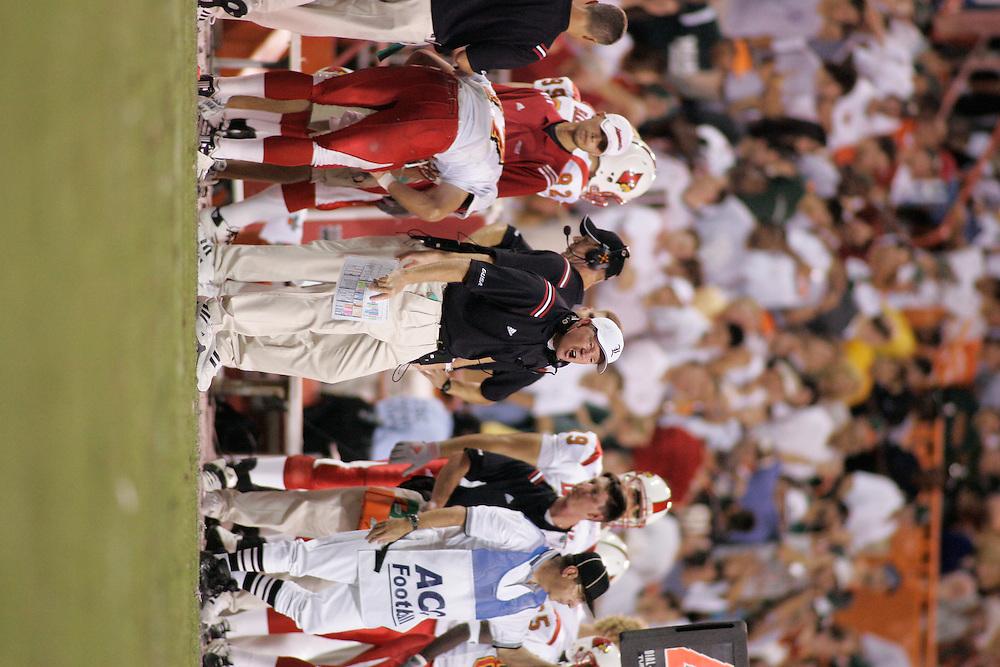 2004 UNIVERSITY OF LOUISVILLE Football
