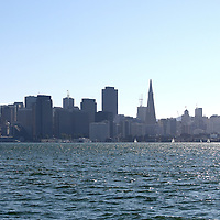 A wide view of the city skyline from the bay in San Francisco, California on Saturday, Sept. 17, 2011. (AP Photo/Alex Menendez) Golden Gate Bridge in San Francisco, California. Golden Gate Bridge in San Francisco, California.