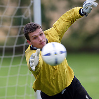 St Johnstone Training...01.08.03<br />