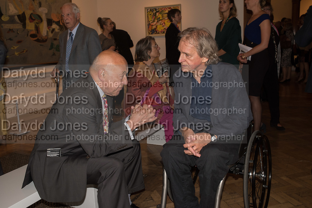 Opening of Abstract Expressionism, Royal Academy, Piccadilly, London, 20 September 2016