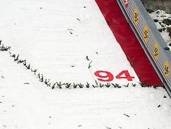 31.01.2014, Energie AG Skisprung Arena, Hinzenbach, AUT, FIS Ski Sprung, FIS Ski Jumping World Cup Ladies, Hinzenbach, Training im Bild Hill Size 94// during FIS Ski Jumping World Cup Ladies at the Energie AG Skisprung Arena, Hinzenbach, Austria on 2014/01/31. EXPA Pictures © 2014, PhotoCredit: EXPA/ Reinhard Eisenbauer