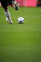 FUSSBALL  1. BUNDESLIGA   SAISON 2009/2010   9. SPIELTAG VfL Wolfsburg - Borussia Moenchengladbach        18.10.2009 Symbolbild Fußball