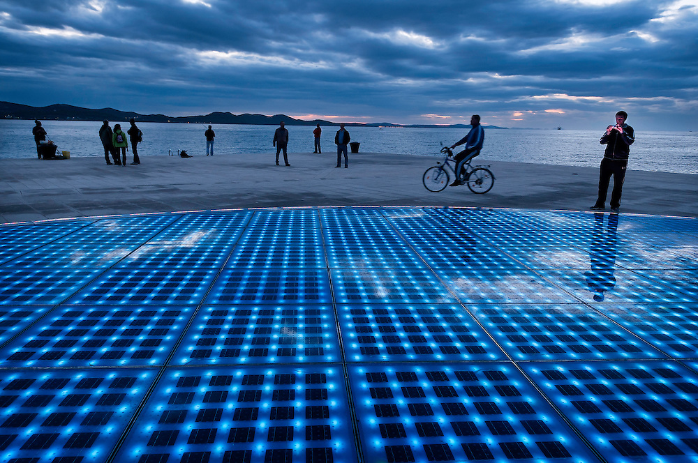 Monument of the Sun.<br />