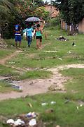 Sao Luis_MA, Brasil...Comunidade Cidade Olimpica em Sao Luis...The community Cidade Olimpica in Sao Luis...Foto: LEO DRUMOND /  NITRO