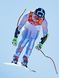 17.02.2018, Jeongseon Alpine Centre, Jeongseon, KOR, PyeongChang 2018, Ski Alpin, Damen, Super G, im Bild Laurenne Ross (USA) // Laurenne Ross of the USA in action during ladie's SuperG of the Pyeongchang 2018 Winter Olympic Games at the Jeongseon Alpine Centre in Jeongseon, South Korea on 2018/02/17. EXPA Pictures © 2018, PhotoCredit: EXPA/ Johann Groder