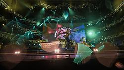 O rapper americano Wiz Khalifase apresenta no palco Meca durante a 20ª edição do Planeta Atlântida, que ocorre nos dias 29 e 30 de janeiro, na SABA, na praia de Atlântida, no Litoral Norte gaúcho.  Foto: Carlos Ferrari / Agência Preview