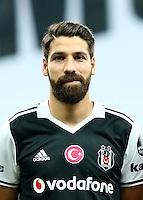 Turkey superlig match between Besiktas and Alanyaspor at Vodafone Arena in Istanbul , Turkey on August 20 , 2016.<br /> Final Score : Besiktas 4 - Alanyaspor 1<br /> Pictured: Olcay Sahan of Besiktas.