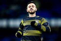 Bernardo Silva of Manchester City - Mandatory by-line: Robbie Stephenson/JMP - 06/02/2019 - FOOTBALL - Goodison Park - Liverpool, England - Everton v Manchester City - Premier League