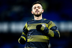 Bernardo Silva of Manchester City - Mandatory by-line: Robbie Stephenson/JMP - 06/02/2019 - FOOTBALL - Goodison Park - Liverpool, England - Everton v Manchester City - Premier League