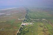 Cheniere Ridge and Coastline, Creole, LA (2009)