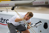 2008 Monsoon Cup. Ian Williams (Saturday the 6th December 2008). .