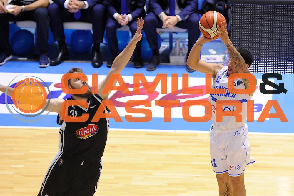Moore Nic<br /> Enel Brindisi - Pasta Reggia Caserta<br /> Lega Basket Serie A 2016/2017<br /> Brindisi, 27/12//2016<br /> Foto Ciamillo-Castoria