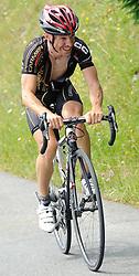 05.07.2010, AUT, 62. Österreich Rundfahrt, 2. Etappe, Landeck-Kitzbüheler Horn, im Bild Emanuele Sella (ITA, Carmiooro NGR), EXPA Pictures © 2010, PhotoCredit: EXPA/ S. Zangrando / SPORTIDA PHOTO AGENCY