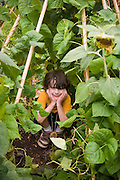 Zenger Farm summer camp in Portland, Oregon