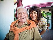 Grandpa CA visit