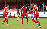 Crawley Town v Port Vale 05/08/2017