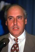 WASHINGTON, DC - August 29: Agricultural Secretary Dan Glickman speaks in Washington, DC. August 29, 1997  (Photo RIchard Ellis)