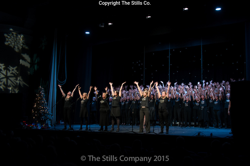 Show Choir Christmas Concert 2015,
