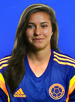 Fifa Woman's Tournament - Olympic Games Rio 2016 -  <br /> Colombia National Team - <br /> Tatiana Ariza Diaz