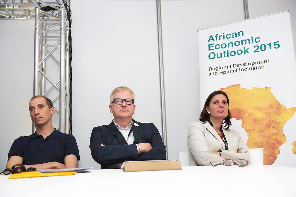 03 June 2015 - Belgium - Brussels - European Development Days - EDD - Urban - Facing up to Africa's demographic revolution - Regional approach to bridging the urban - rural divide © European Union