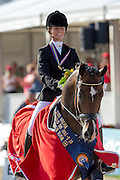 Eva Moller - Sa Couer<br /> FEI World Breeding Dressage Championships for Young Horses 2012<br /> © DigiShots