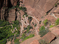 Zion National Park in southwest Utah,  is spectacular in many ways.  <br />