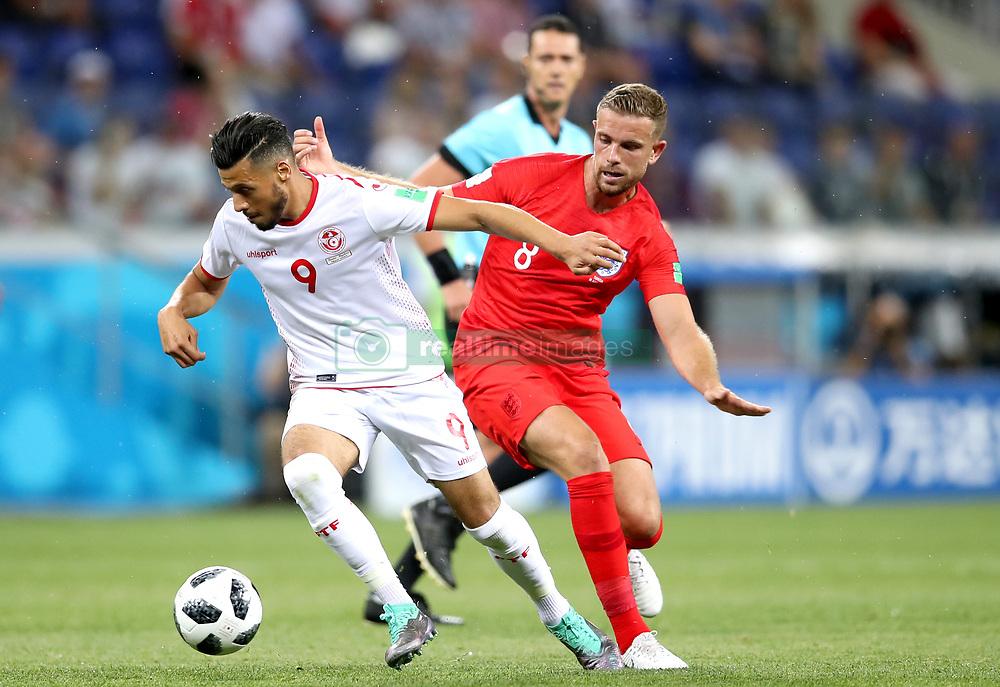 Tunisia v England - FIFA World Cup 2018 - Group G