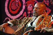 Avery Brooks at the Dr. Barbara Ann Teer's Institute of Action Arts launch for the 41st  Communication Arts Program Symposium held at The National Black Theater in Harlem, NY on March 27, 2009