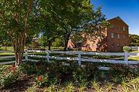 Exterior photo of North Pointe Apartments Homes in Hyattsville Maryland by Jeffrey Sauers of Commercial Photographics, Architectural Photo Artistry in Washington DC, Virginia to Florida and PA to New England