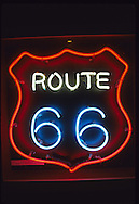 Route 66 dixie truck stop mclean