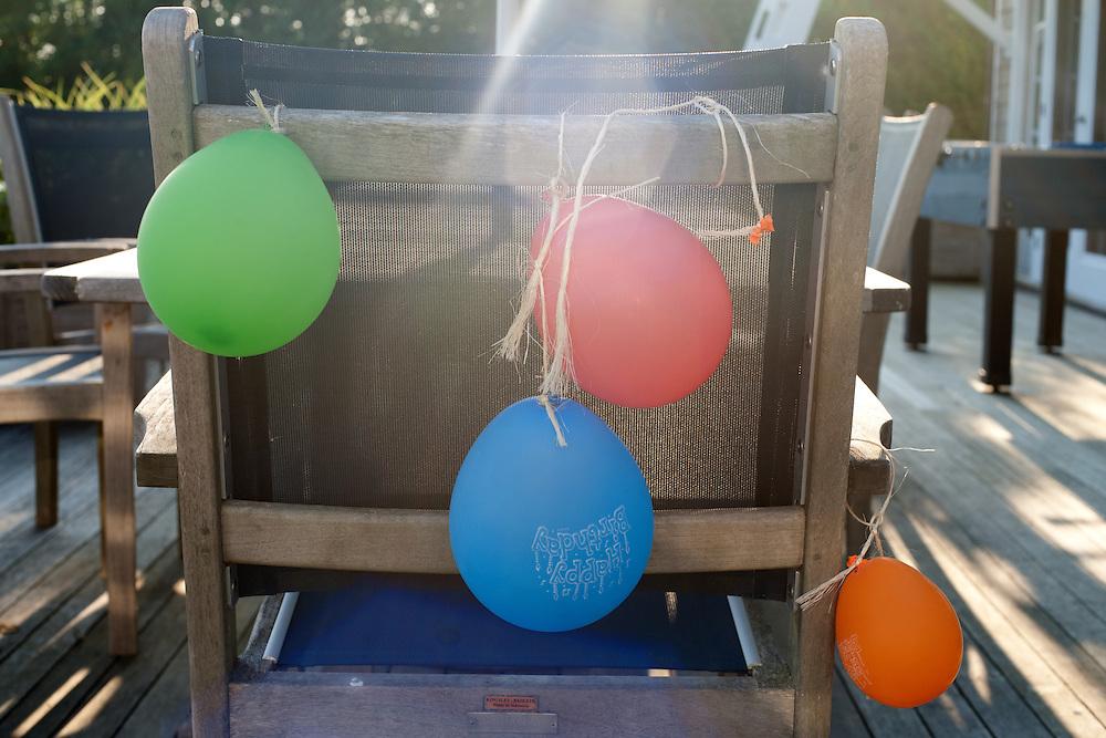 Deflated Balloons, Nantucket, Massachusetts, 2013