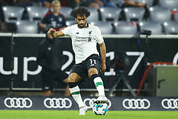 August 1, 2017 - Munich, Germany - Mohamed Salah of Liverpool during the second Audi Cup football match between FC Bayern Munich and FC Liverpool in the stadium in Munich, southern Germany, on August 1, 2017. (Credit Image: © Matteo Ciambelli/NurPhoto via ZUMA Press)