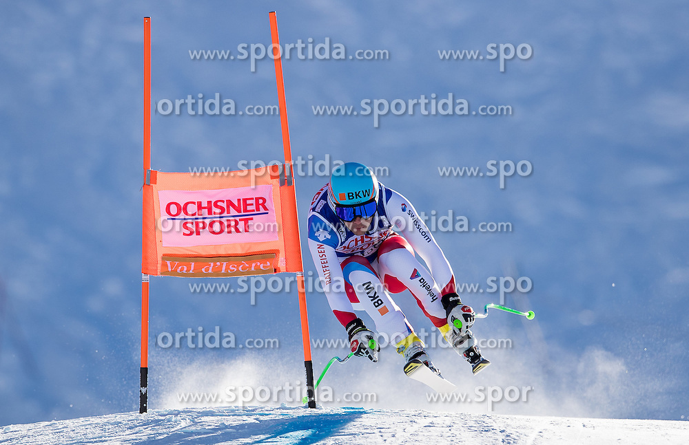 03.12.2016, Val d Isere, FRA, FIS Weltcup Ski Alpin, Val d Isere, Abfahrt, Herren, im Bild Patrick Kueng (SUI) // Patrick Kueng of Switzerland in action during the race of men's Downhill of the Val d'Isere FIS Ski Alpine World Cup. Val d'Isere, France on 2016/12/03. EXPA Pictures © 2016, PhotoCredit: EXPA/ Johann Groder