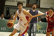 DESCRIZIONE : Roma Basket Campionato Italiano Femminile serie B<br /> 2011-2012<br /> GIOCATORE : Elisa Penna<br /> SQUADRA : College Italia<br /> EVENTO : College Italia 2011-2012<br /> GARA : College Italia Santa Marinella<br /> DATA : 04/12/2011<br /> CATEGORIA : palleggio<br /> SPORT : Pallacanestro <br /> AUTORE : Agenzia Ciamillo-Castoria/ElioCastoria<br /> Galleria : Fip Nazionali 2011<br /> Fotonotizia : Roma Basket Campionato<br /> Italiano Femminile serie B 2011-2012<br /> Predefinita :