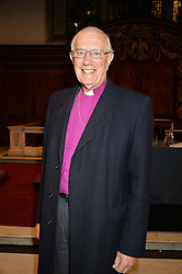 The Rt.Rev.MICHAEL TURNBULL former Bishop of Durham at a reception and debate to celebrate the publication of  'Women in Waiting, Prejudice at the the Heart of the Church' by Julia Ogilvy held at St.James's Church, 197 Piccadilly, London on 11th March 2014.