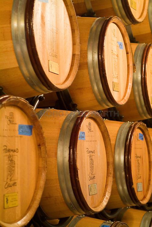 Wine Barrels and casks