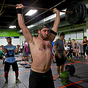 Halloween Throwdown: Event 1 Men