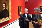 Prinses Beatrix opent 'Spaanse meesters uit de Hermitage'