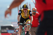 Steven Kruijswijk (NED, Team LottoNL - Jumbo) during the 73th Edition of the 2018 Tour of Spain, Vuelta Espana 2018, Stage 13 cycling race, Candas Carreno - La Camperona 174,8 km on September 7, 2018 in Spain - Photo Luca Bettini / BettiniPhoto / ProSportsImages / DPPI