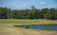 TILBURG -  PRISE D'EAU GOLF, golfbaan.  COPYRIGHT KOEN SUYK