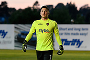 Christy Pym (1) of Exeter City during the EFL Sky Bet League 2 match between Exeter City and Lincoln City at St James' Park, Exeter, England on 17 May 2018. Picture by Graham Hunt.