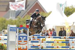 Friedrichsen, Nele, Raja R<br /> Fehmarn - Pferdefestival 2014<br /> Nationales Springen<br /> © www.sportfotos-lafrentz.de/ Stefan Lafrentz