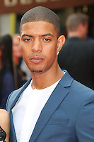 Fazer, The Inbetweeners 2 - World Film Premiere, Leicester Square, London UK, 05 August 2014, Photo by Richard Goldschmidt